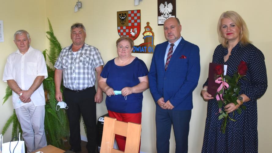 Przez kolejnych 5 lat Agnieszka Żak dyrektorem ZS im. Jana Kasprowicza w Jelczu-Laskowicach