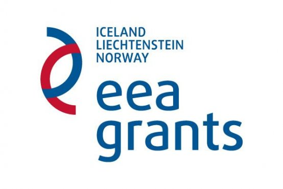 Napis Iceland, Liechtenstein, Norway eee Grants
